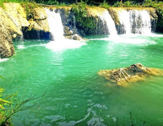 Cambugahay waterfalls2