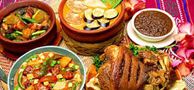 cheap flights to manila - Philippine cuisine